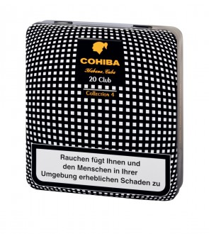 Cohiba Club Collection 5