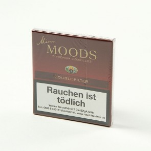 Dannemann Mini Moods Double Filter