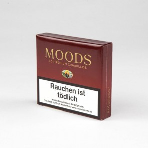 Dannemann Moods Cigarillos (ohne Filter)
