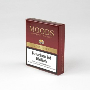 Dannemann Moods Filter Golden 20er
