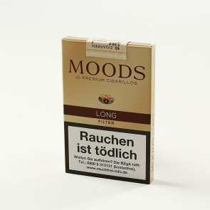 Dannemann Moods Long Filter