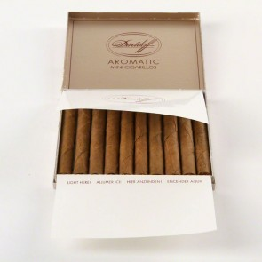 Davidoff Mini Aromatic Cigarillos