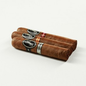 Davidoff Robusto Tubos Selection Black Sampler