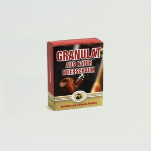 Pfeifen-Granulat aus Natur-Meerschaum