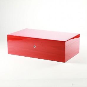 Gentili Humidor Rot für 100 Zigarren