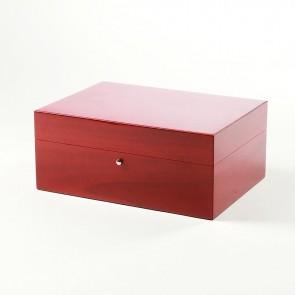 Gentili Humidor Rot für 25 Zigarren