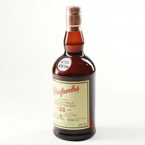 Glenfarclas Whisky 21 Jahre