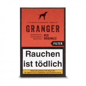 Granger Red Originals Filter