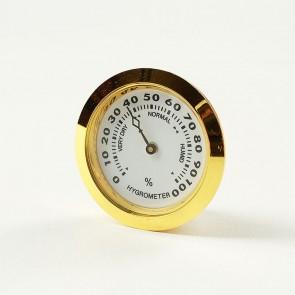 Haarhygrometer Gold