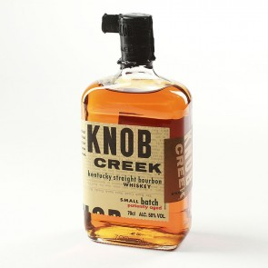Knob Creek Whiskey Patiently Aged