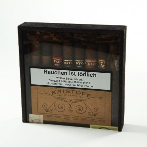 Kristoff Robusto 8-Pack Assortment Sampler