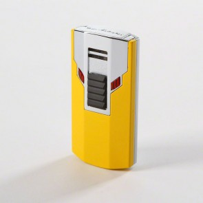 Tonino Lamborghini Estremo Yellow Torch Flame Lighter