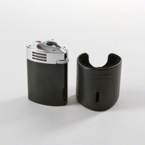 Tonino Lamborghini Mugello Black Triple Torch Flame Table Lighter