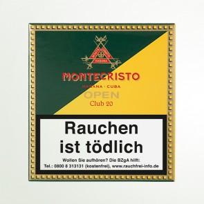 Montecristo Open Club