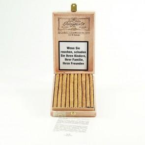 Partageno y Cia Longo Cigarillos Caribic