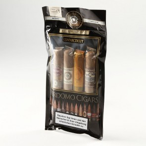 Perdomo Travel-Pack Toro Connecticut Sampler