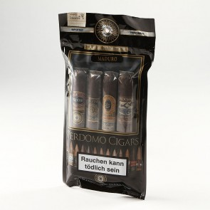 Perdomo Travel-Pack Toro Maduro Sampler