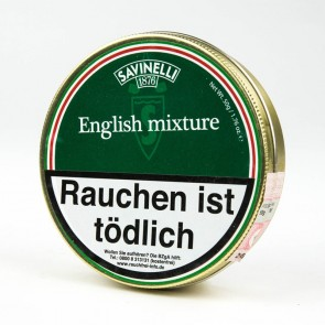 Savinelli English Mixture (grün - green)