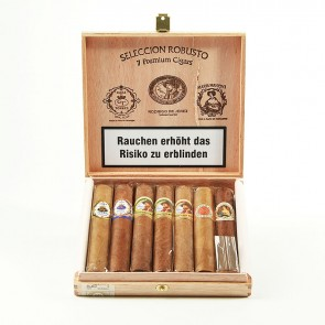 Schuster Seleccion Robusto Sampler