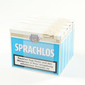 Dannemann Sprachlos Sumatra Zigarillos