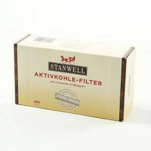 Stanwell Aktivkohlefilter 9mm 200er