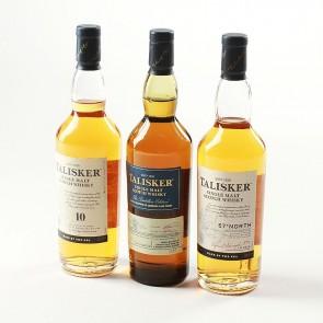 Talisker Whisky Geschenkset