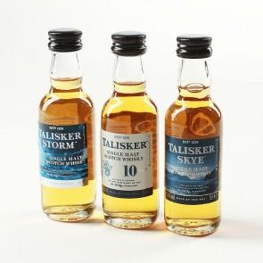Talisker Whisky Tasting Set