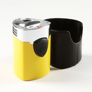 Tonino Lamborghini Mugello Yellow Triple Jetlame Table Lighter