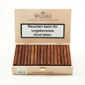 Willem II Fehlfarben Cigarillos No. 440 Brasil