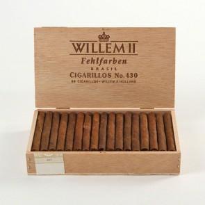 Willem II Fehlfarben Cigarillos No. 430 Brasil