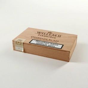 Willem II Fehlfarben Cigarillos No. 439