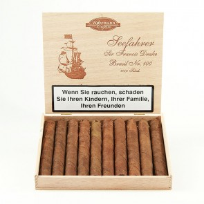 Woermann Cigars Sir Francis Drake Brasil Nr. 100