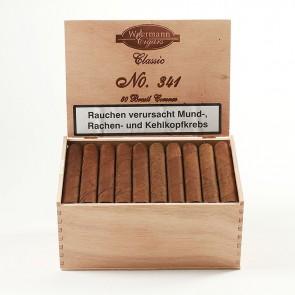 Woermann Cigars Classic No. 341 Brasil Coronas