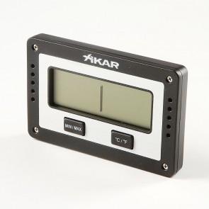 Xikar Digital Hygrometer Design eckig