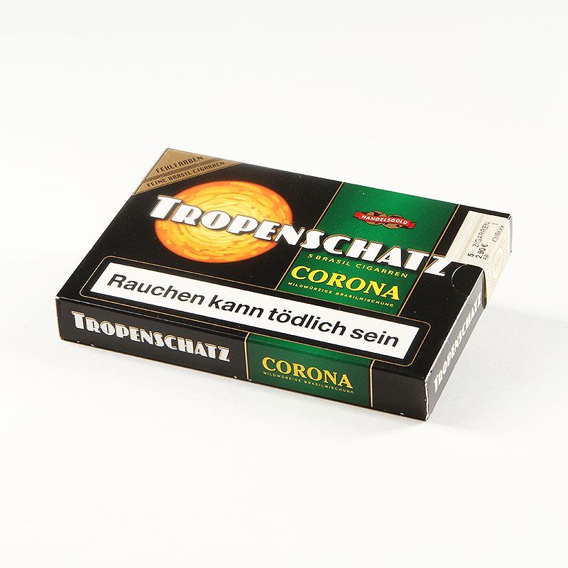 Tropenschatz Corona Fehlfarben 824 F