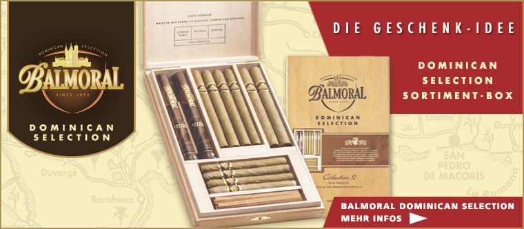 Balmoral Dominican Selection Collection jetzt bei Noblego kaufen