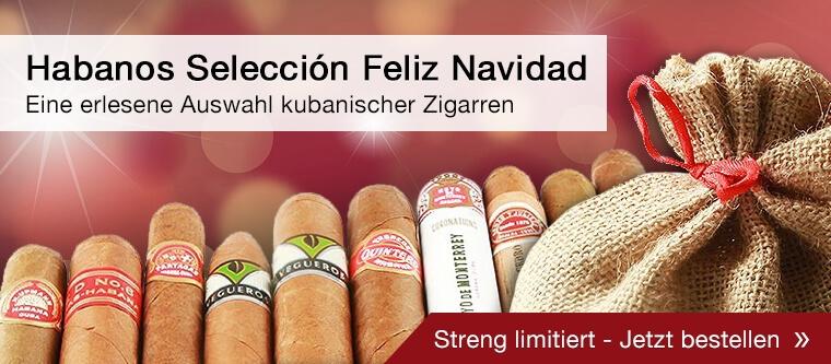 Habanos Selección Feliz Navidad auf Noblego.de