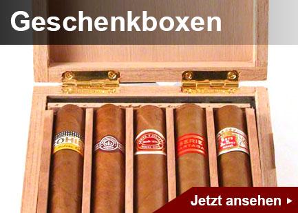 Zigarren Sampler bei Noblego