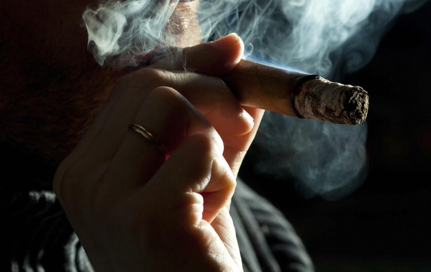 Zigarrenrauch