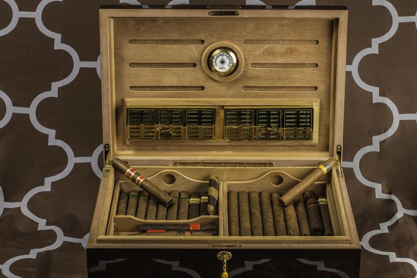 Zigarren lagern – so macht man's richtig