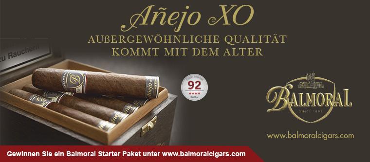 Balmoral Anejo XO auf Noblego.de