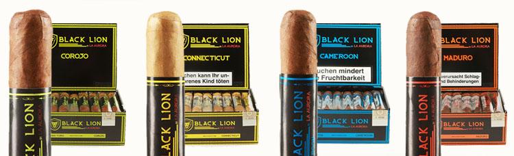 La Aurora Black Lion Zigarren