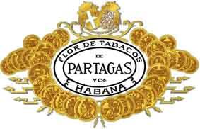 Logo Partagas Zigarren