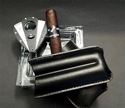 Anleitung zum Zigarren rauchen