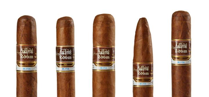 Aging Room M356 Zigarren