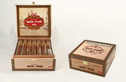 Alec Bradley Nica Puro Zigarren
