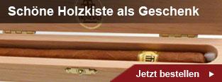 Zigarren in Holz