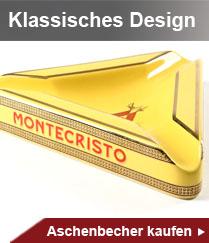 Montecristo Aschenbecher