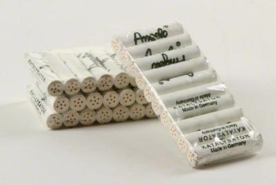 Pfeifenaktivkohlefilter