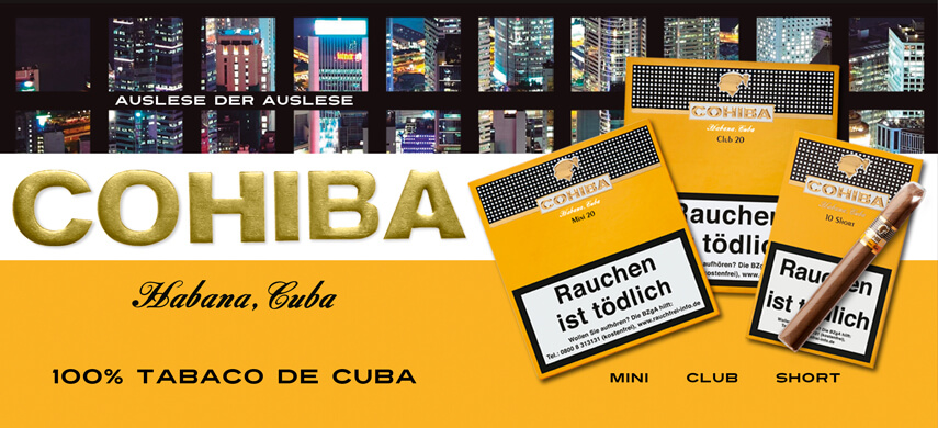 Cohiba Auslese der Auslese Cigarillos